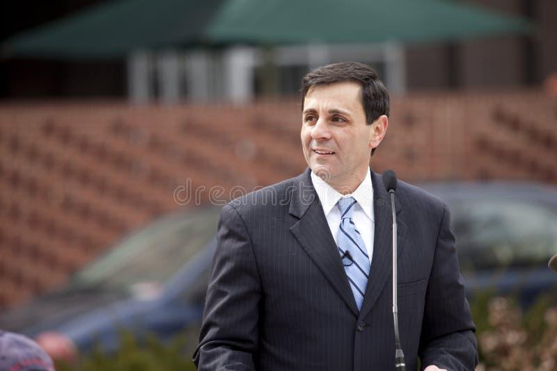 Download Lt. Governor Mongiardo Speaking Editorial Image - Image: 13251590