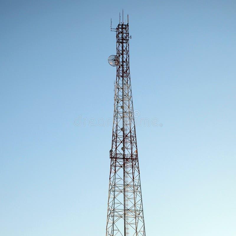 LTE-Basisstation lizenzfreie stockfotografie