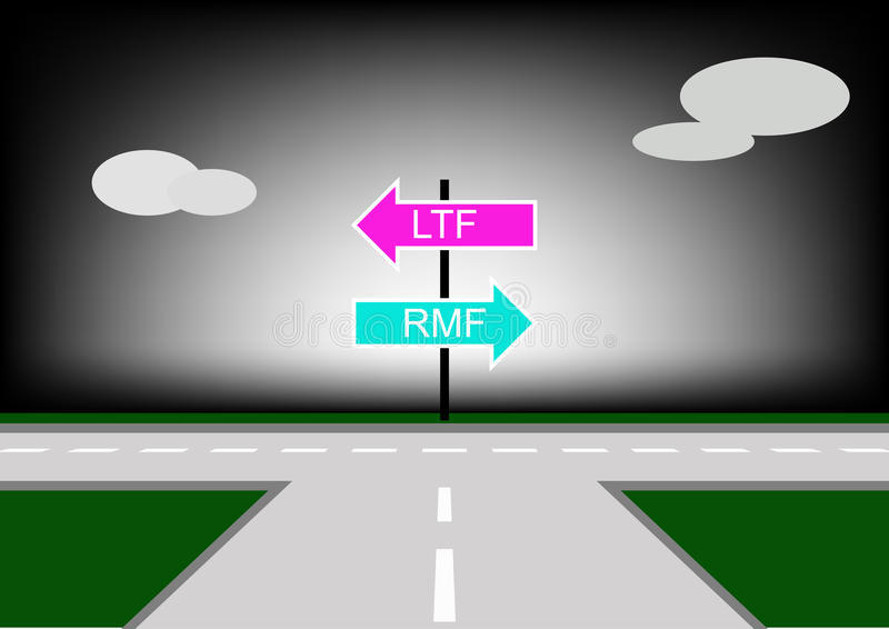 LTF/RMF иллюстрация штока