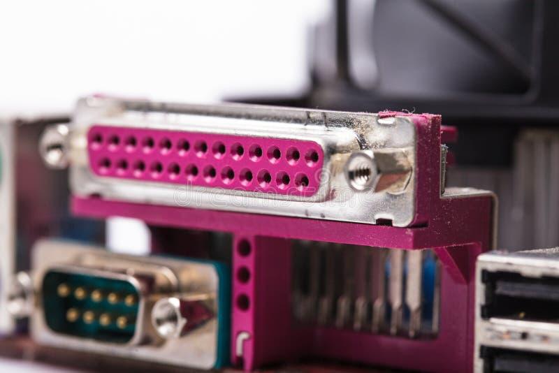 Download Ltp port stock image. Image of equipment, macro, component - 25786071