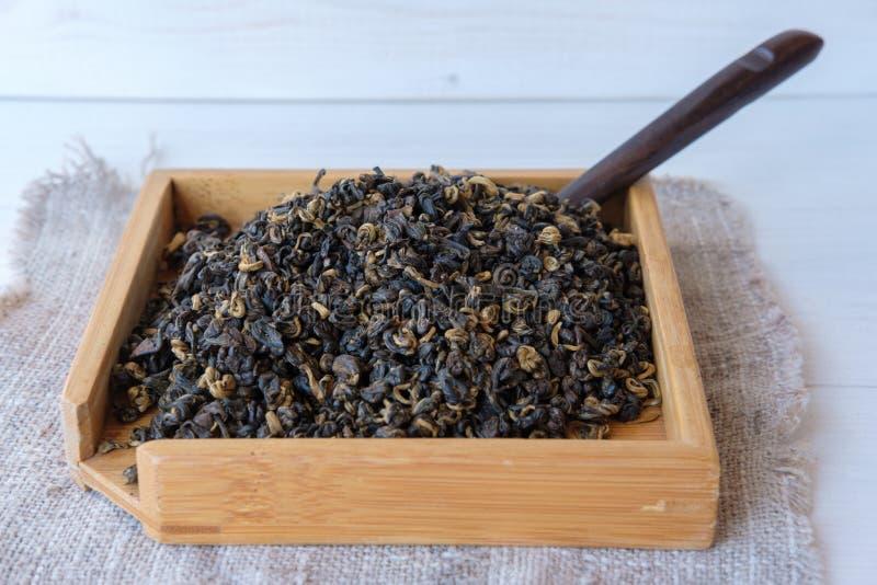 Luźny Chiński czerwony herbaciany Diana Hong zdjęcie stock