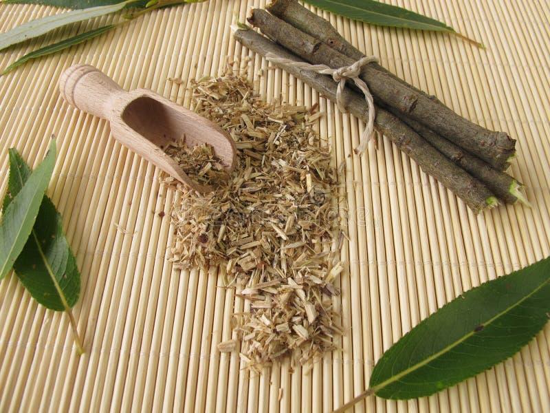 Download Luźna Herbata Od Wierzby Barkentyny Obraz Stock - Obraz złożonej z roślina, ziołowy: 28971339