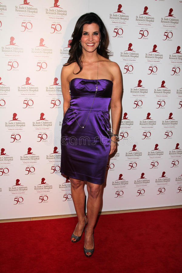 Download Lu Parker At The St. Jude Children's Research Hospital 50th Anniversary Gala, Beverly Hilton, Beverly Hills, CA 01-07-12 Editorial Photography - Image: 23338467