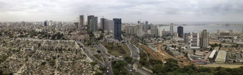 Luanda, Angola lizenzfreie stockfotos