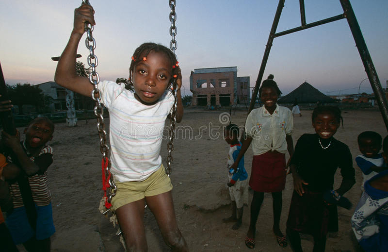 Luanda, Angola royalty-vrije stock afbeelding