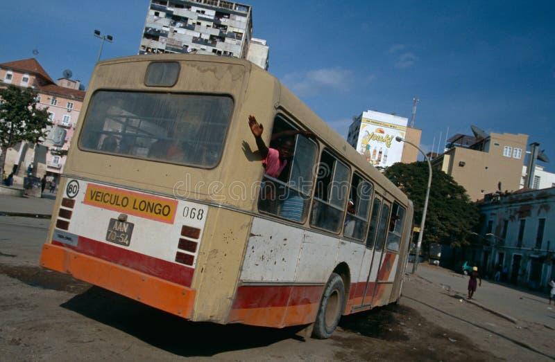 Luanda, Angola royalty-vrije stock afbeeldingen