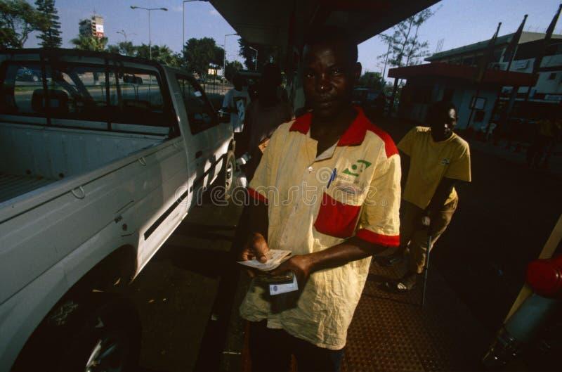 Luanda Angola royaltyfria bilder
