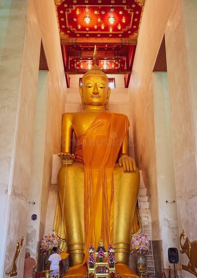 Luang Pho ? image libre de droits