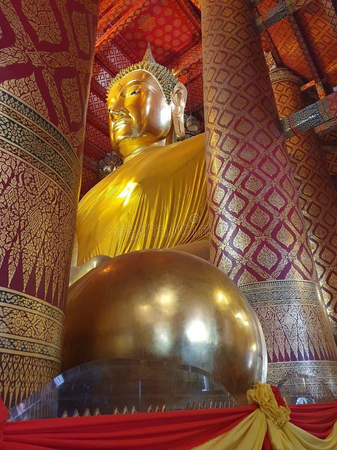 Luang Pho Tho стоковое фото rf