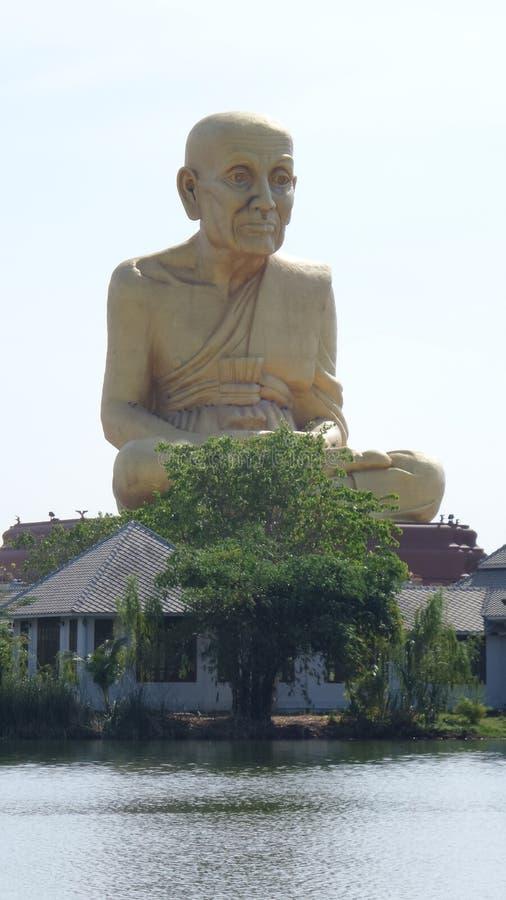 Luang Phor Thuad arkivfoton
