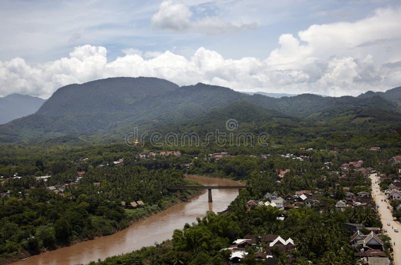 Luang Prabang photos libres de droits