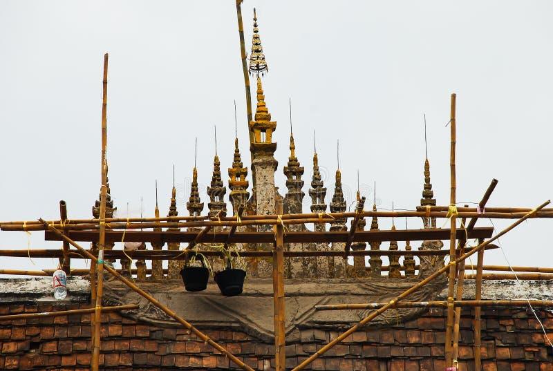 Luang Prabang στοκ φωτογραφία με δικαίωμα ελεύθερης χρήσης