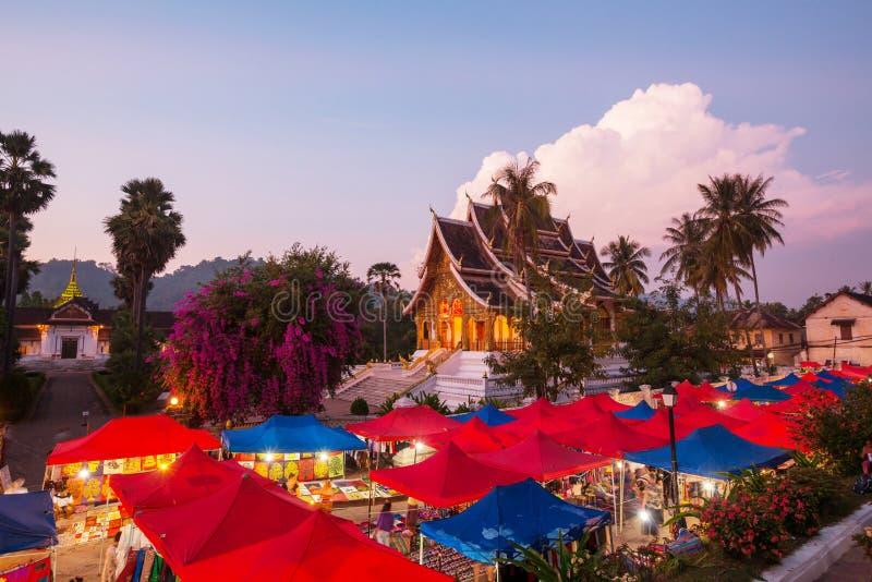Luang Prabang immagine stock libera da diritti