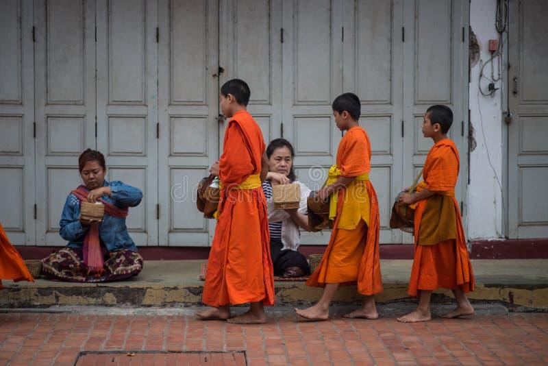 Luang Prabang стоковое изображение rf