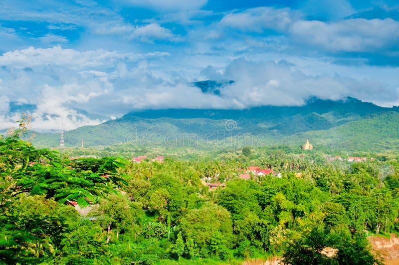 Luang Prabang, Laos immagine stock libera da diritti