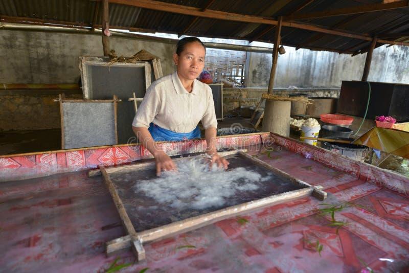 Luang Prabang, Laos imagens de stock