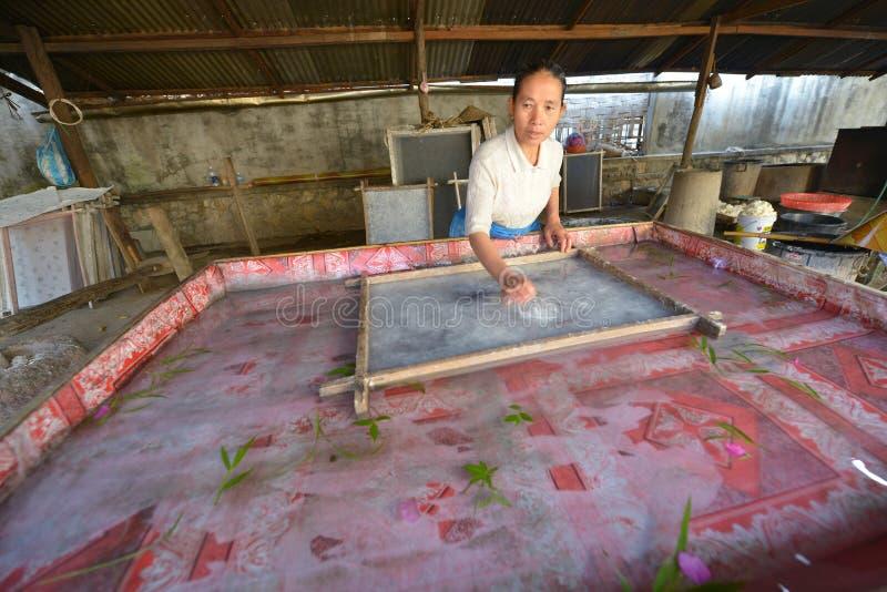 Luang Prabang, Laos imagem de stock