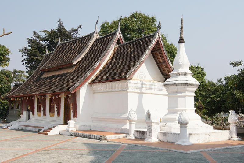 Luang Prabang, Laos stockbilder