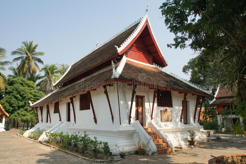 Luang Prabang, Laos lizenzfreie stockfotografie