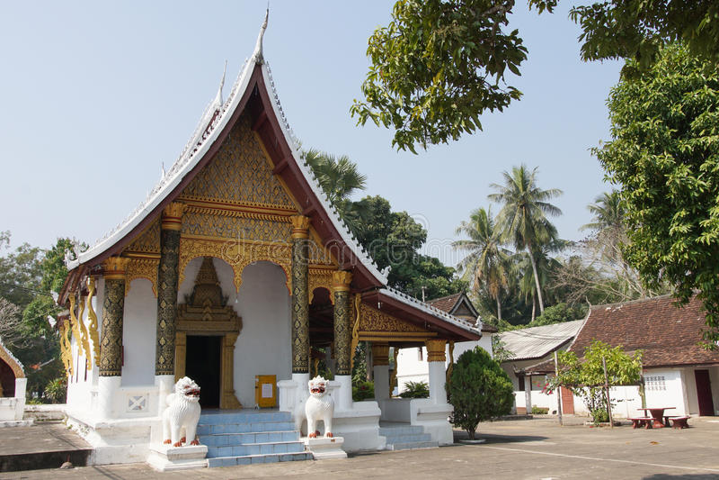 Luang Prabang, Laos lizenzfreies stockbild