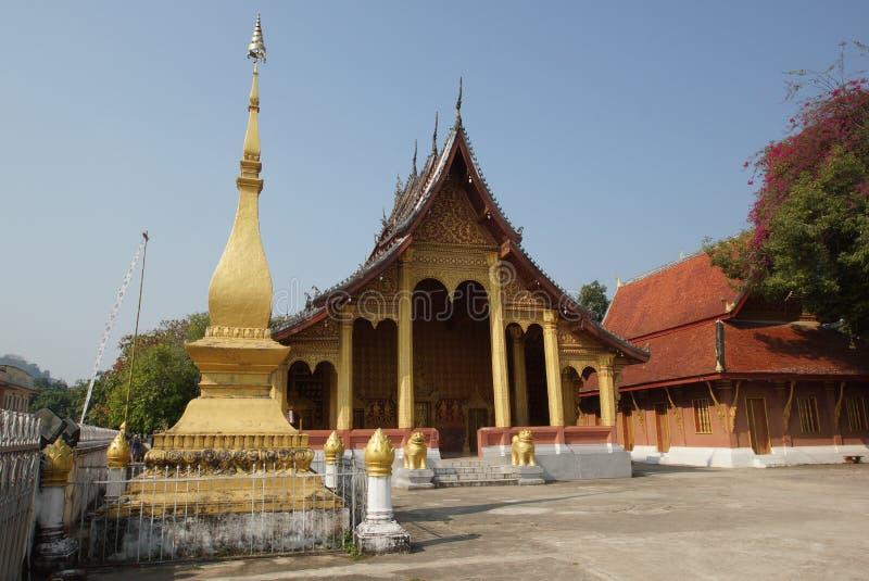 Luang Prabang, Laos lizenzfreies stockfoto