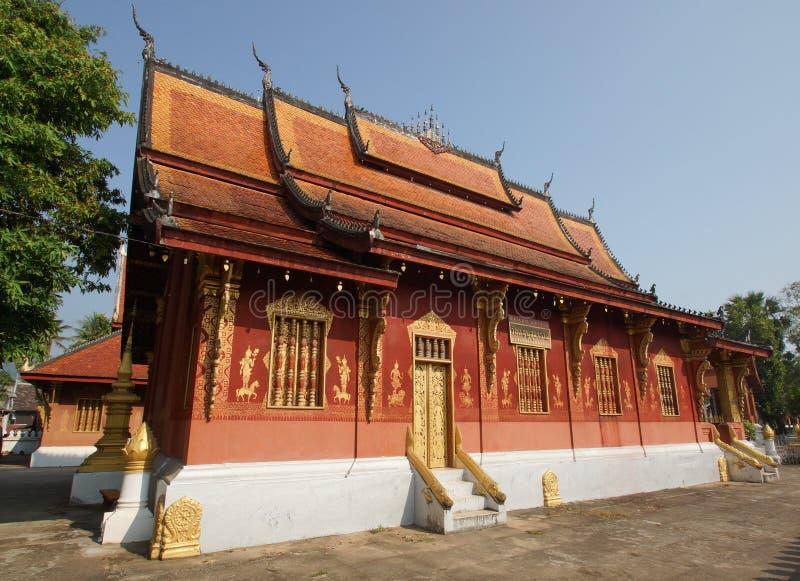 Luang Prabang, Laos stock photo