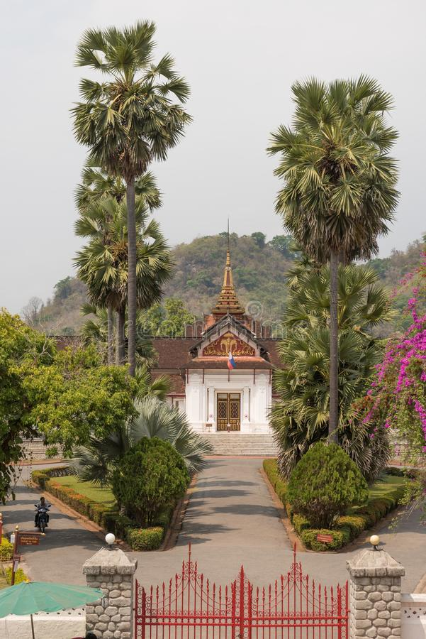 Luang Prabang stanu dom 2 fotografia royalty free