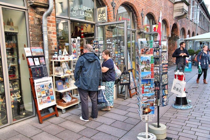 Lübeck Shoppen