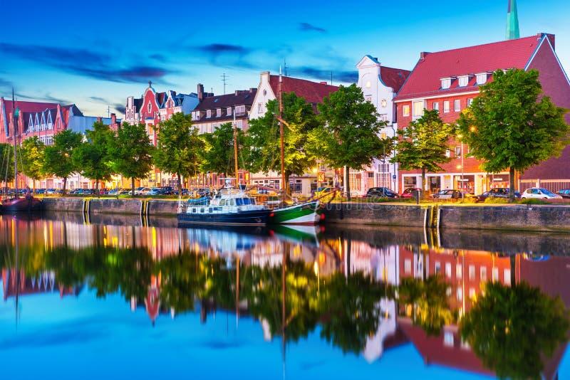 Lubeque, Alemanha fotos de stock