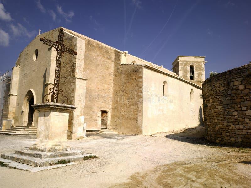 Luberon: City Of Menerbes Royalty Free Stock Image