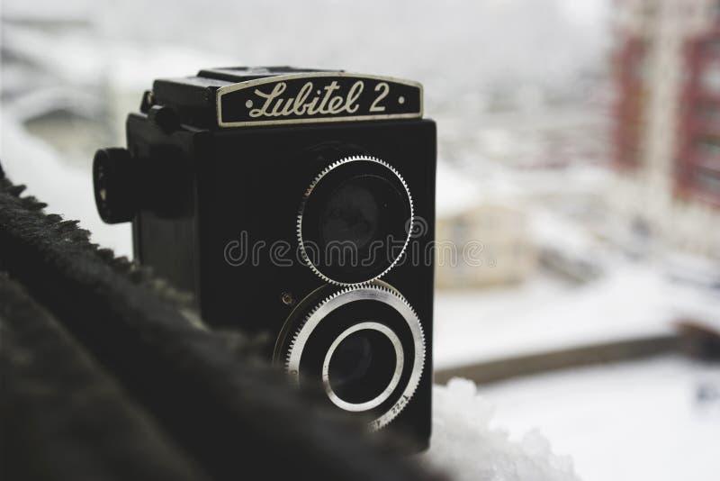 Lubitel 2 Vintage Camera Free Public Domain Cc0 Image