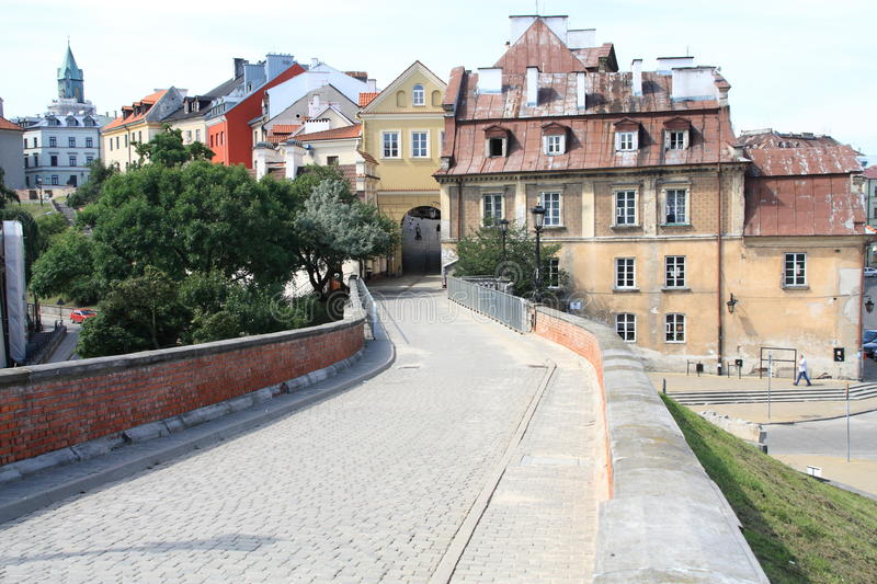 Download Lublin stock image. Image of street, europe, summer, polish - 20280161