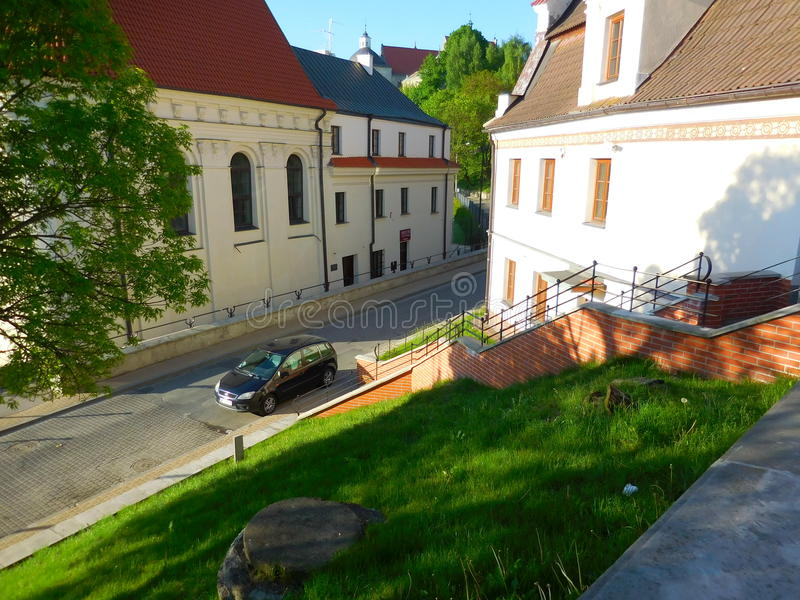 Lublin arkivfoton