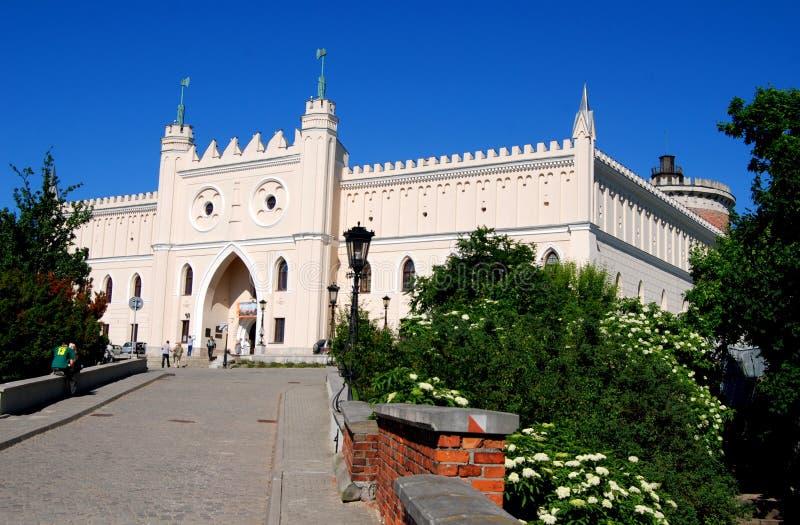 Lublin, Polen: royalty-vrije stock fotografie