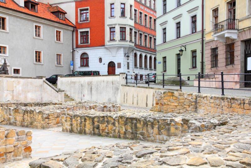 Lublin, Polonia foto de archivo