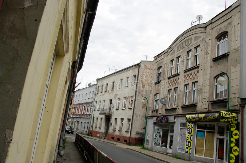 LUBLINIEC, POLOGNE image stock