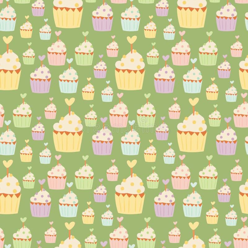 ?lubnych tort?w ?wie?ego smakowitego deserowego s?odkiego ciasta piekarni pasztetowy wy?mienity domowej roboty wy?mienicie kremow ilustracja wektor