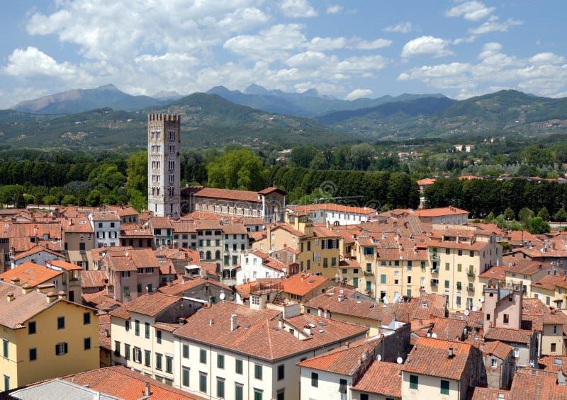 Luca, Италия стоковые изображения rf