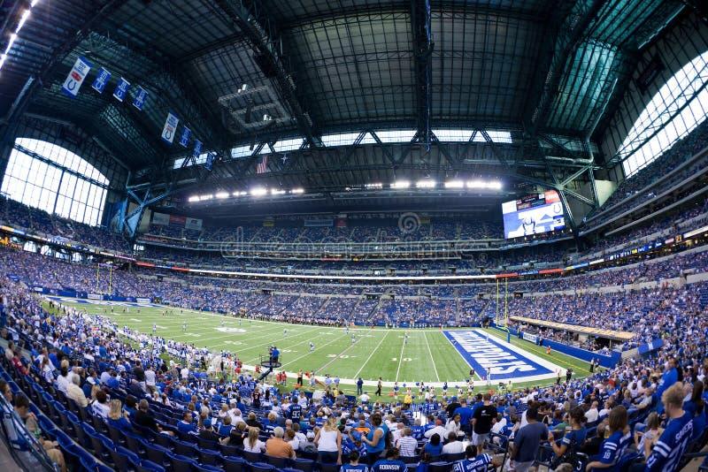 Download Lucas Oil stadium editorial image. Image of event, interior - 15935755