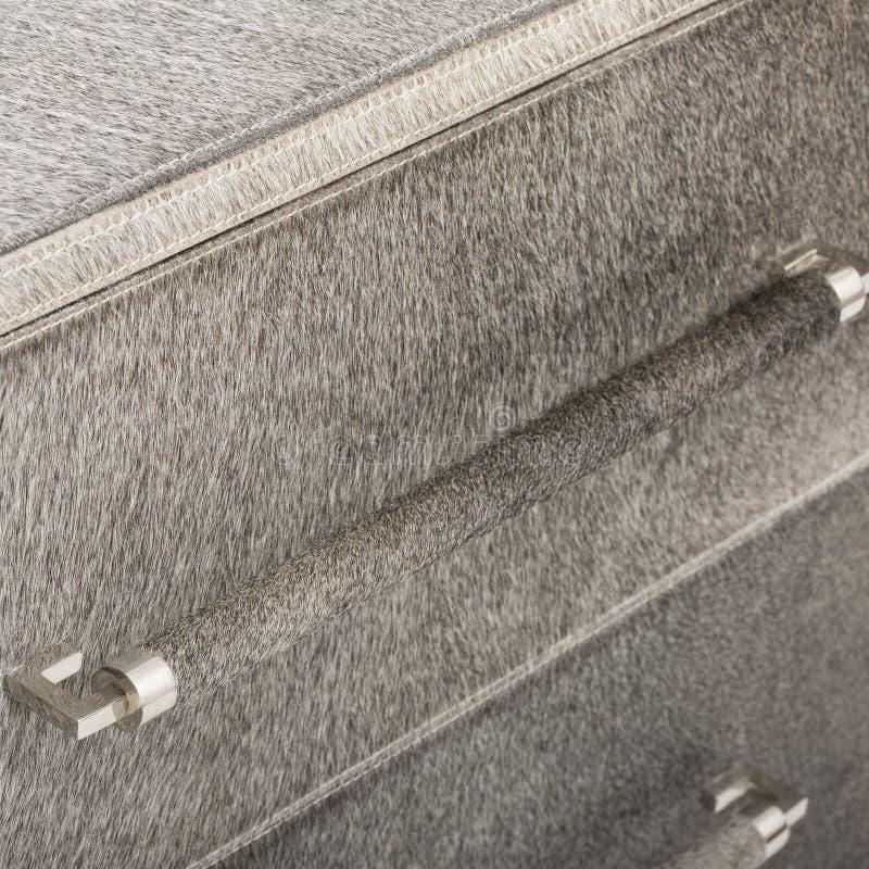 Lucas Sideboard   Rove Concepts, unità bianca di spettacolo di 3 cassetti TV, apprettatrice del cassetto di Mateer 3 con fondo bi fotografia stock libera da diritti