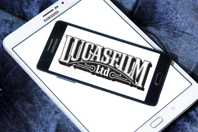 Lucasfilm商标 免版税图库摄影