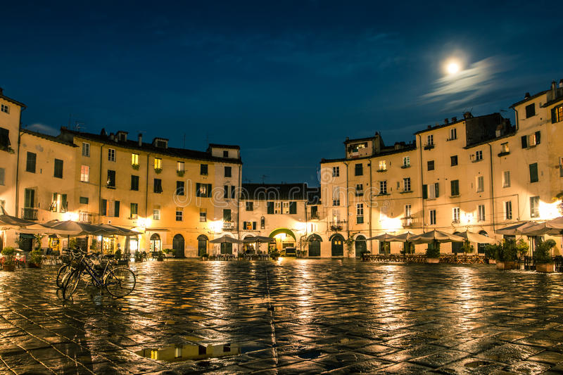 Lucca royaltyfri foto