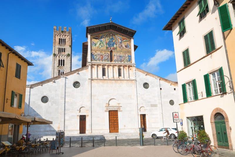 Lucca arkivbild