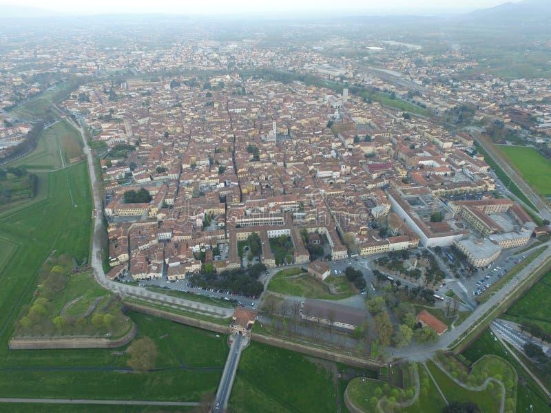 Lucca royaltyfri bild