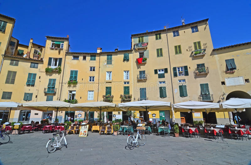 Lucca royalty free stock images