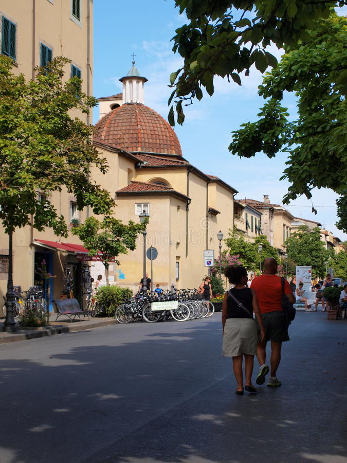 Lucca, Italy royalty free stock image