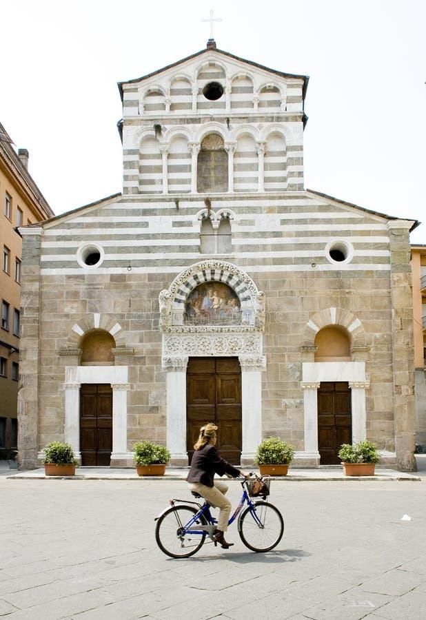 Lucca - San Giusto lizenzfreies stockfoto