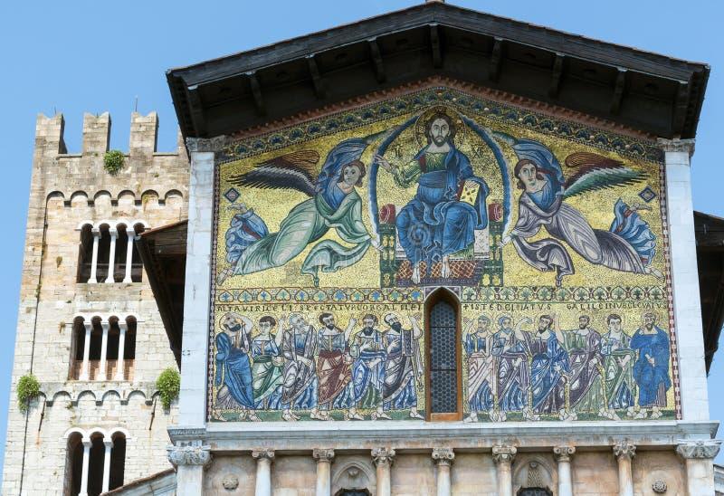 Lucca (Toscana, Italia) immagine stock