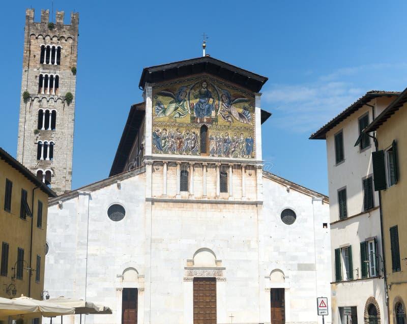 Lucca (Toscana, Italia) immagine stock libera da diritti
