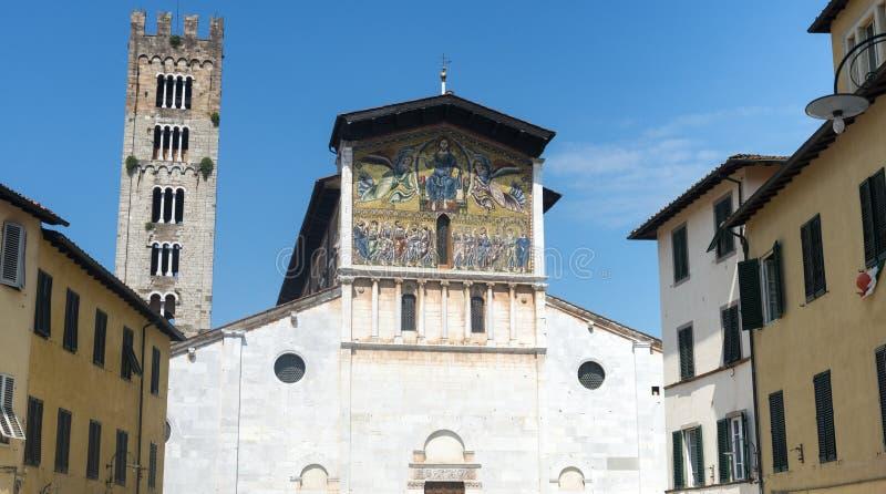 Lucca (Toscana, Italia) foto de archivo